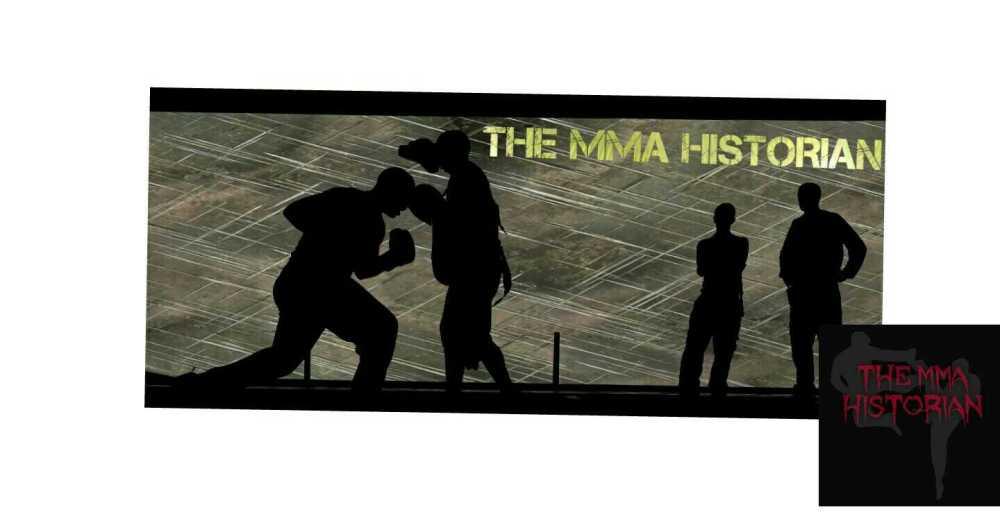 The MMA Historian Logo-#3