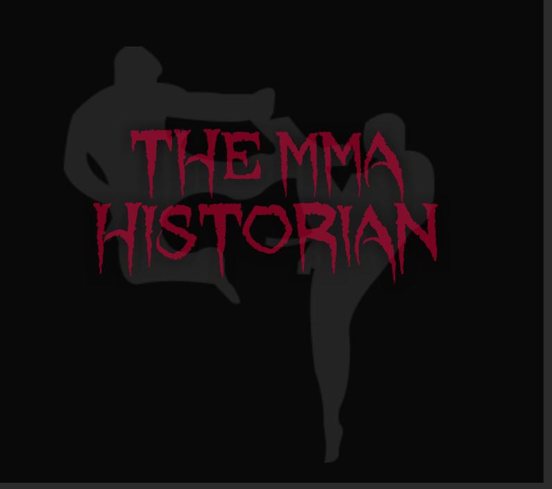 The MMA Historian Logo #1