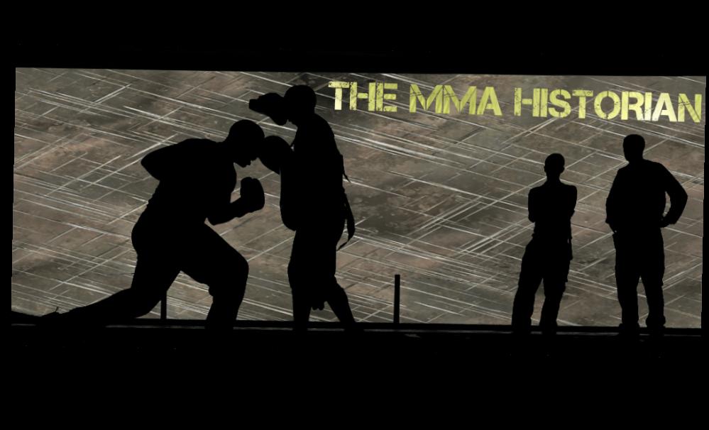The MMA Historian Logo #2