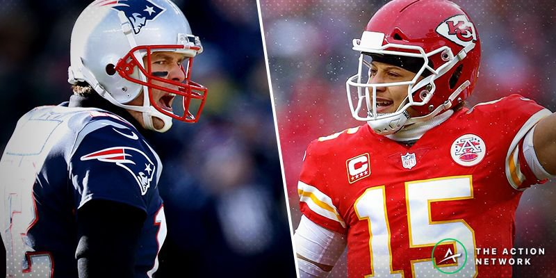 2019 NFC Championship Podcast- Kansas City Chiefs vs. New England Patriots                             https://www.actionnetwork.com/nfl/patriots-chiefs-betting-odds-spread-afc-championship-nfl-playoffs-2019?mod=inline&segment=1*1azub29*s_amp_id*YW1wLTRXaG1VYzNoenk2dEZJRDc4aDNxRzFKX2UyMUJEMTNVNmVxeWcyTE1OdFJkNlhNYVU3M2RoSmE2MHBlZHhmQjU.