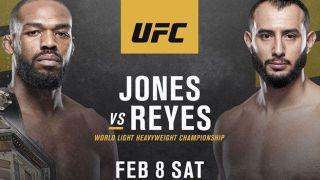 UFC 247: Jon Bones Jones vs Dominick Reyes & Shevchenko vs Chookagain