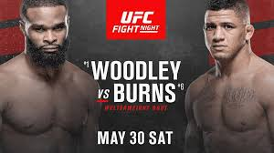 Everbody my scedule keeps changing. So I might be missing the fights tomorrow night. But I got my homie Tyrone Woodley winning Tomorrow nights main event!!!! Been watching him since Strikefore!!!!